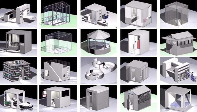 De mobiele eenheid b htlingk architectuur for The concept of space in mamluk architecture